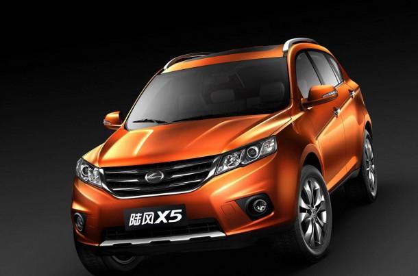 Jiangling Landwind X5 (5)