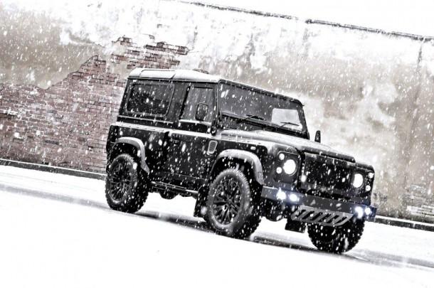 Land Rover Defender winter edition (1)