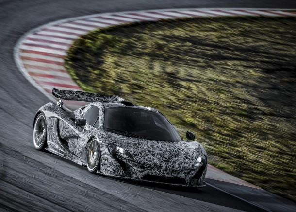 McLaren P1 Test (1)