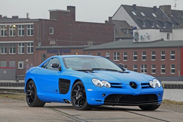 Mercedes-Benz SLR by CUT48 and Edo Competition (7)
