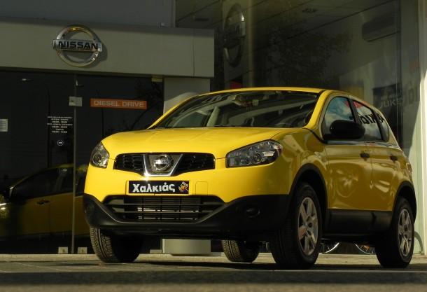 Nissan Qashqai diesel_Taxi