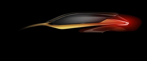 Nissan Resonance concept teaser