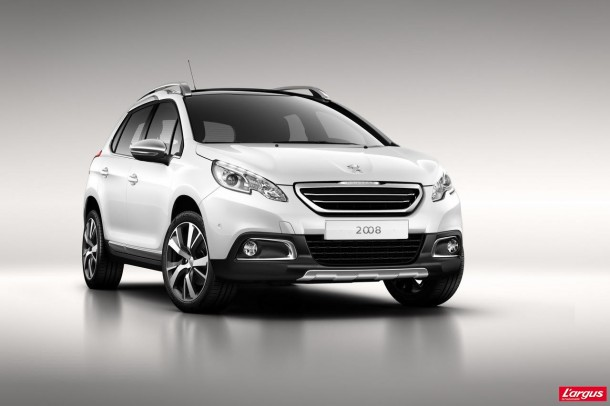 Peugeot 2008 Crossover 2013 (1)