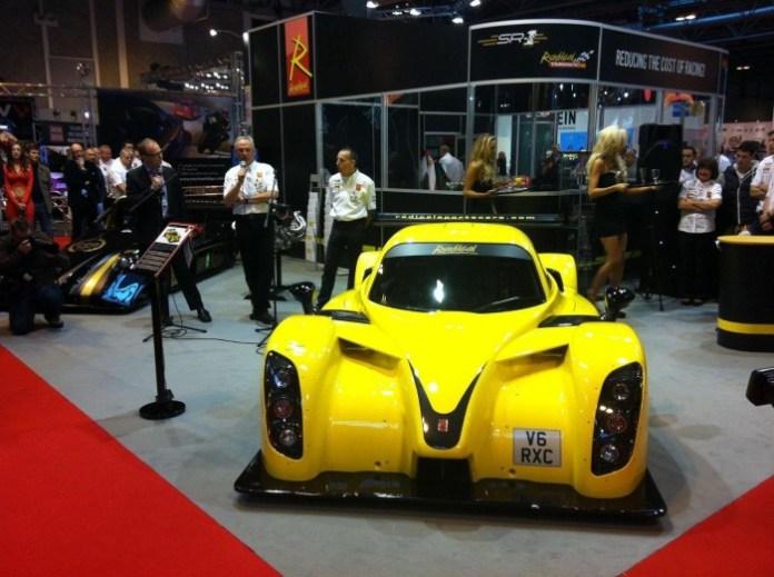 Radical Xtreme Coupe RXC at Autosport International 2013 (3)