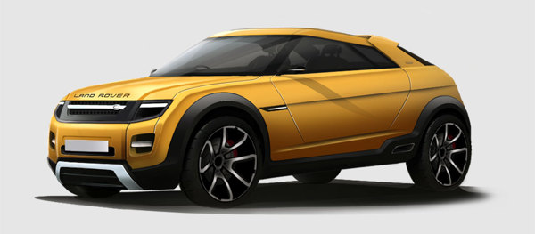 Range Rover Coupe Concept Study (1)