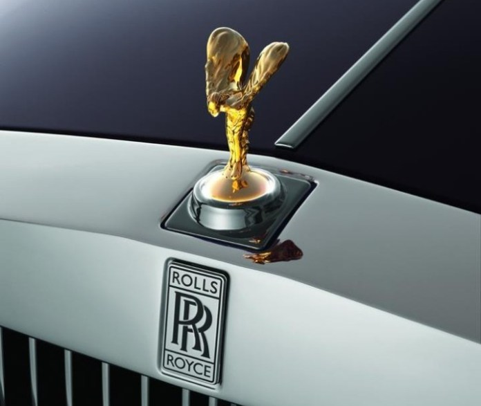 Rolls-Royce Flying Lady statuette (4)