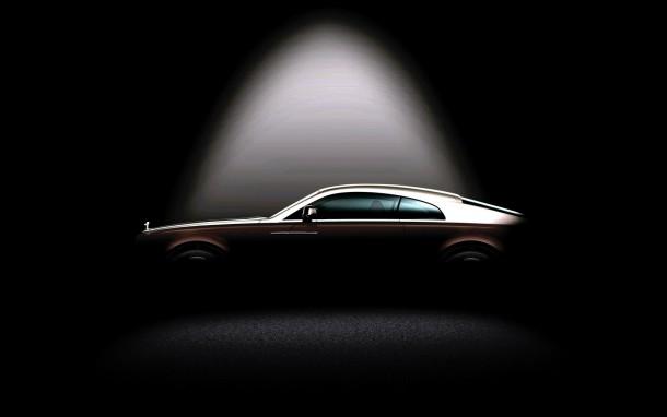 Rolls-Royce Wraith Teaser Photos (2)