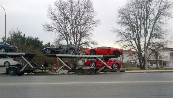 Supercars in Greece (1)