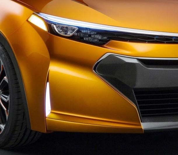 Toyota Furia Concept Teaser