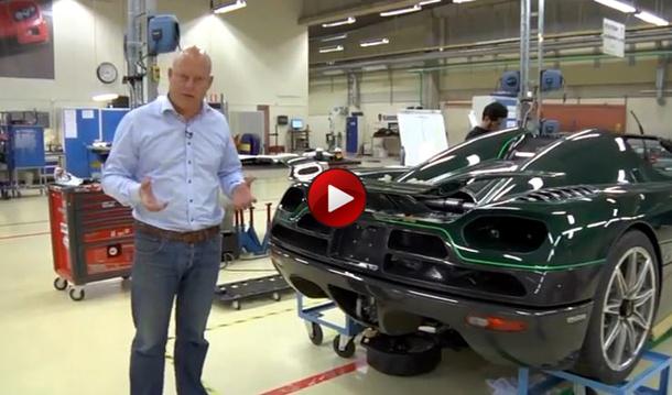 Triplex Suspension Explained - Inside Koenigsegg