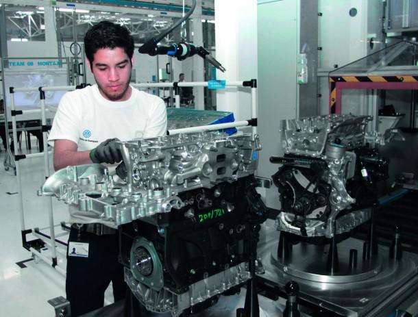 Das Motorenwerk Silao (Mexiko)
