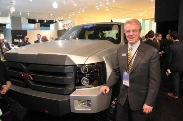 Via Motors X-Truck Concept (1)