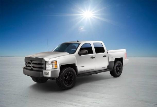 Via Motors X-Truck Concept (2)