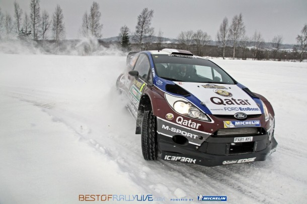 AUTOMOBILE: Rallye Sweden - WRC - 07/02/2013