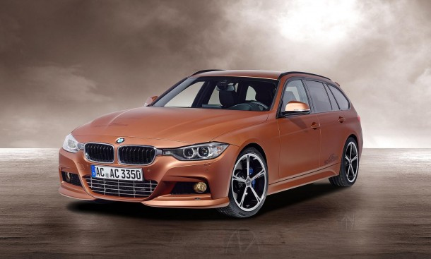 AC Schnitzer BMW 328i Touring Magic Copper (1)