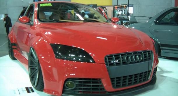 Alfa Romeo 147 Audi TT Volkswagen Scirocco