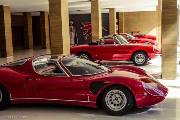 Alfa Romeo Garage