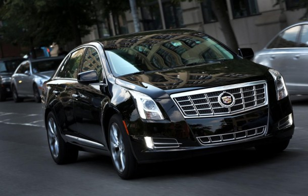 Cadillac XTS W20 Livery Package (1)