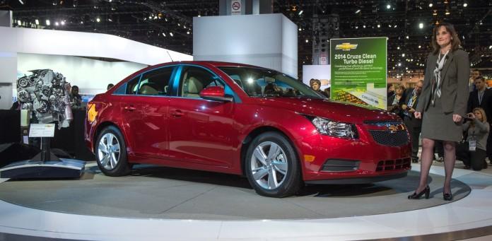Chevrolet Cruze Clean TurboDiesel 2014 (1)