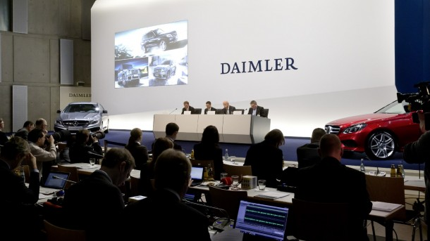 Daimler Annual Press Conference 2013 (6)