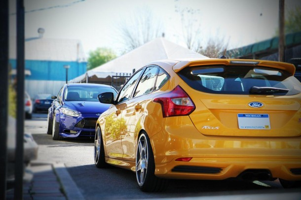 Ford Focus ST by fifteen52 (1)