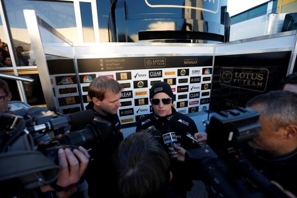 F1 Testing Jerez Day 2