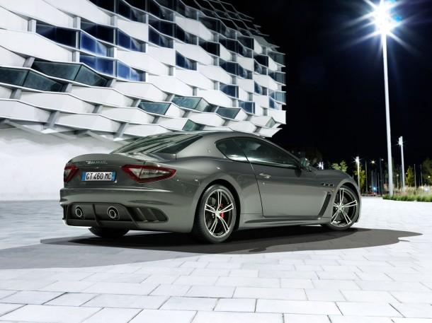 Maserati GranTurismo MC Stradale Facelift 2013 (2)
