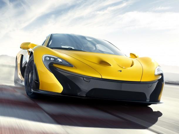 McLaren P1 2013 - Production version (1)