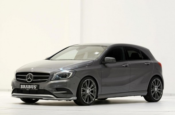 Mercedes-Benz A200 CDI by Brabus (1)