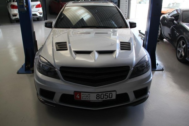 Mercedes-Benz C63 AMG by PP-Performance (1)