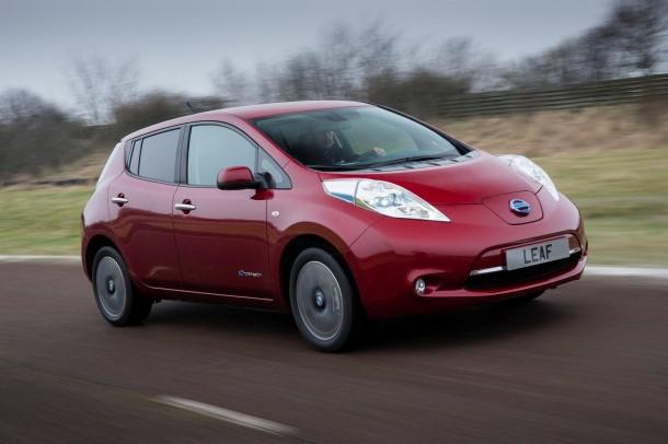 Nissan Leaf Euro-spec 2013 (9)