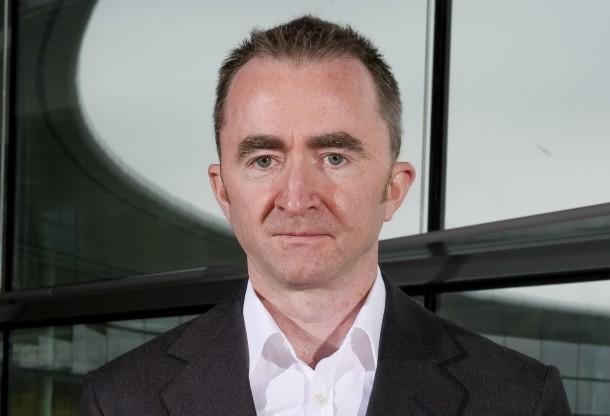 Paddy Lowe portrait