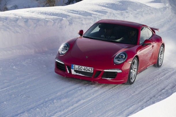 Porsche Winter Driving Experience 2013 (4)