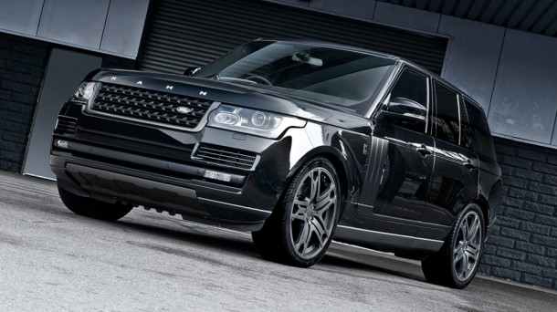 Range Rover Vogue by A. Kahn Design (4)