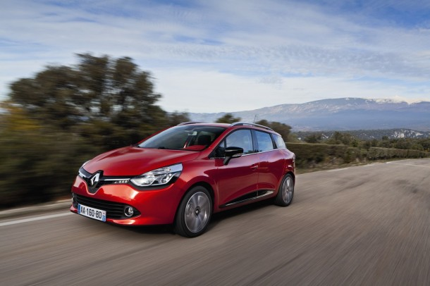 Renault Clio Estate 2013 (2)