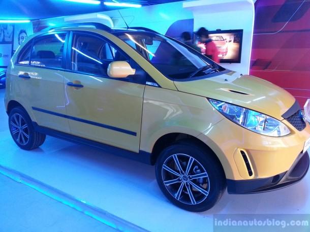 Tata Vista D90 Xtreme Concept (1)