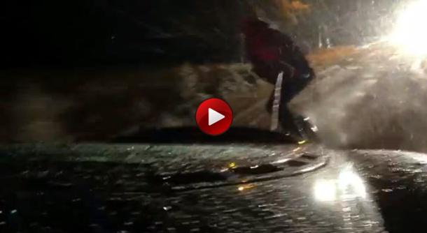 ferrari snowboard