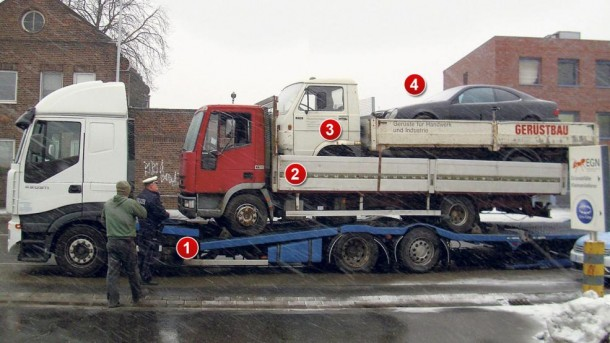 polish truck