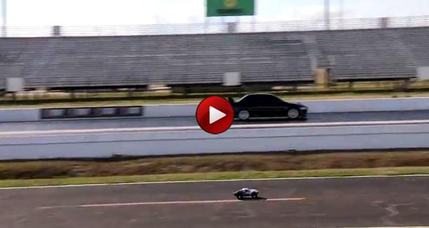 traxxas RC Cars vs Real Cars