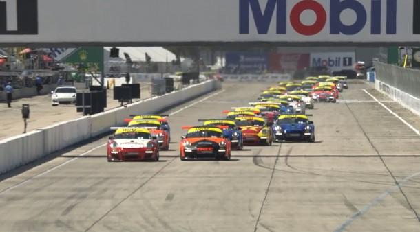 2013 Porsche IMSA GT3 Cup Challenge by Yokohama - Rounds 1 & 2, Sebring