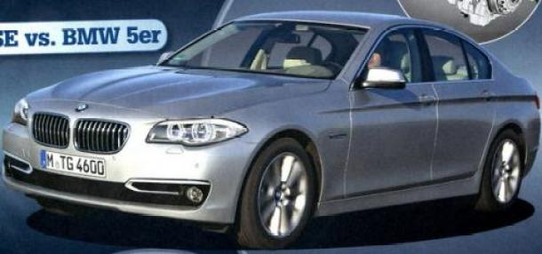 2014 BMW 5-Series facelift (1)