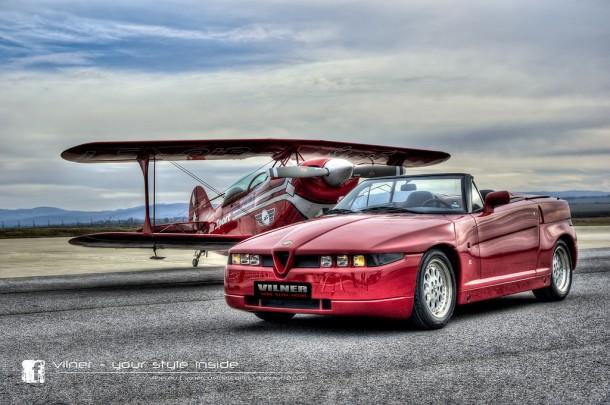 Alfa Romeo Zagato Roadster by Vilner (9)