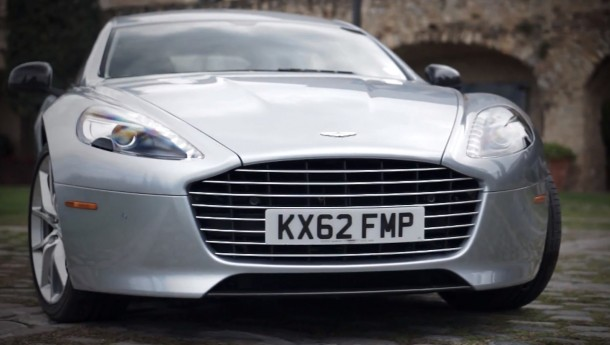 Aston Martin Rapide S - Experience The Power of Luxury