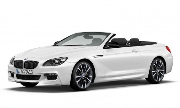 BMW 6-Series Convertible Frozen Brilliant White Edition (1)