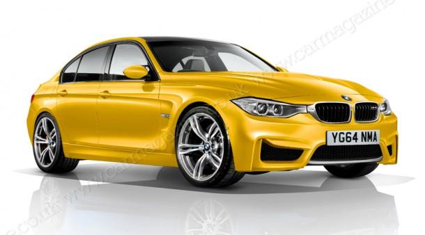 BMW M3 2014 Renderings (1)