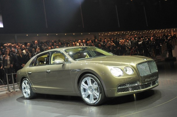 Bentley Flying Spur 2014 Live in Geneva 2013 (1)