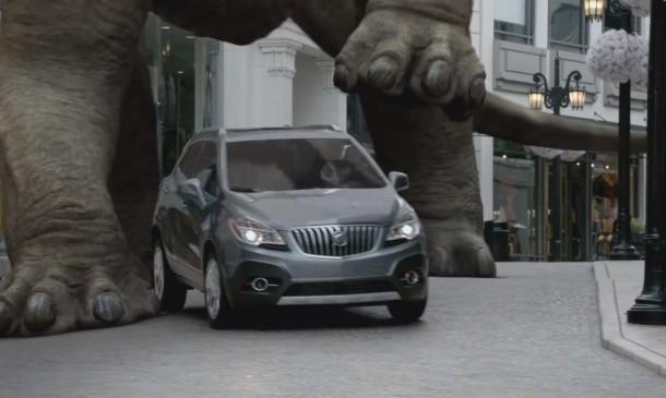 Buick Encore Dinosaur TV Spot