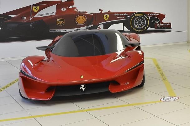 Ferrari Manta Design Concept 2011 (2)