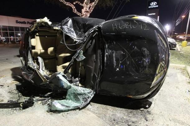 Hyundai crashes (2)