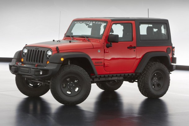 Jeep six concepts for Easter Jeep Safari 2013 (10)